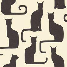 Обои Bloomsbury Canvas Omega Cats 211065