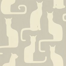 Обои Bloomsbury Canvas Omega Cats 211066