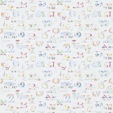 Обои Little Sanderson Abracazoo Alphabet Zoo 214026