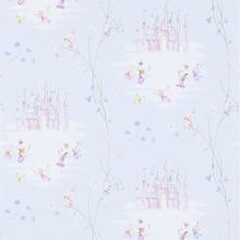 Обои Little Sanderson Abracazoo Fairy Castle 214045