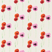 Ткань Colour For Living Poppies 221316