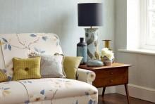Обои Bloomsbury Canvas Drybrush Texture 211106