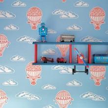 Обои Little Sanderson Abracazoo Balloons 214030
