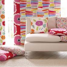 Ткань Papavera Wind Poppies 224618